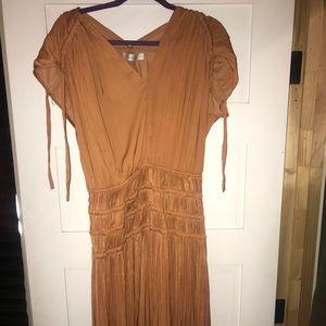 Brexley Silk Dress